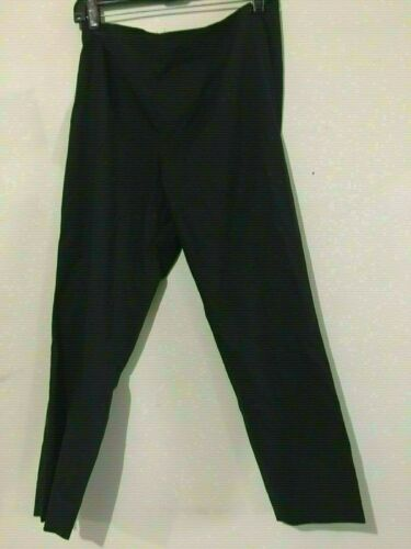 8 Pant Cotton Style Rn 50814 Size M38mr220 Tahari Stylish Donna Black Blend EFxOEwqT