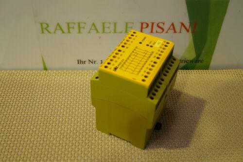 Pilz PNOZ X10 24VDC 6n//o 4n//c 3LED 774709