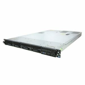 HP-Proliant-DL360-G7-2x-Xeon-E5620-128GB-RAM-16x8GB-DDR3-No-HDD-Server