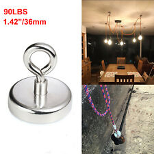 90lb Magnetic Hooks Heavy Duty Magnet Hook With Strong Neodymium Powerful