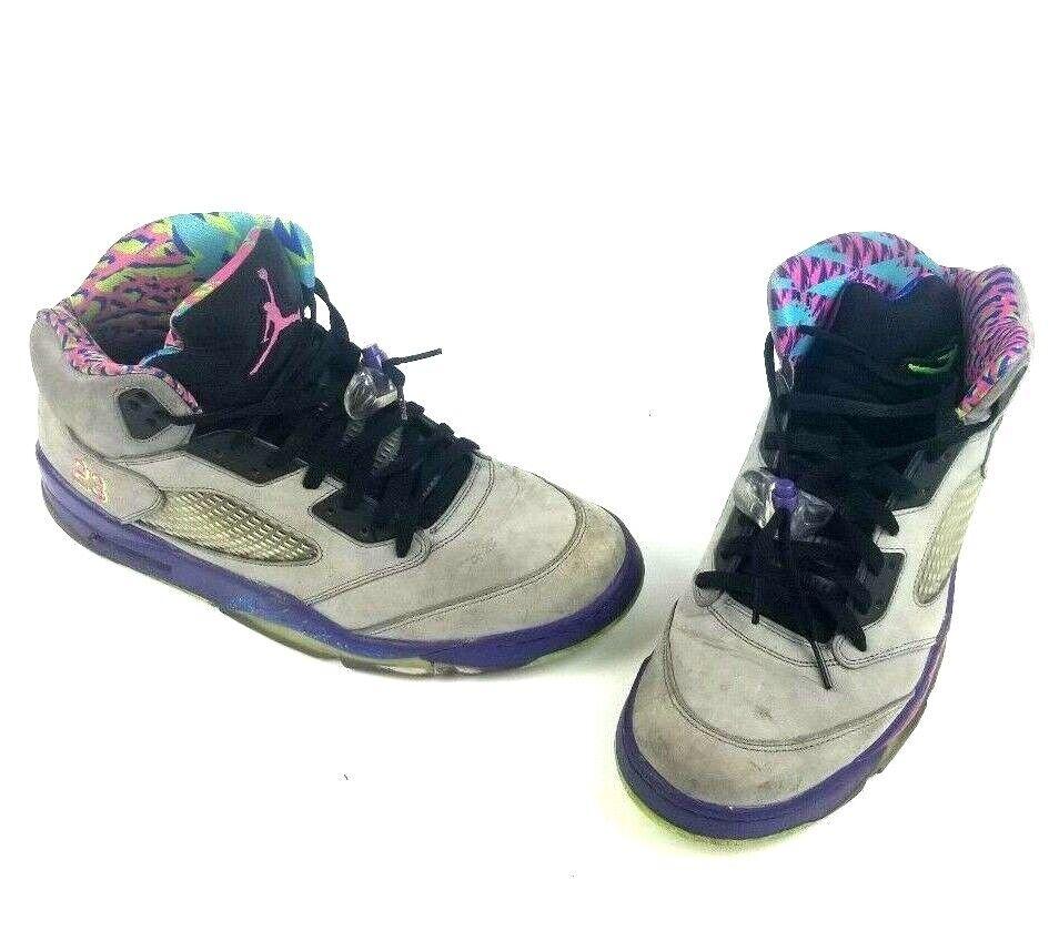 Nike Air Jordan 5 V Retro Fresh Prince Of Bel Air 621958-090 Size 13.5