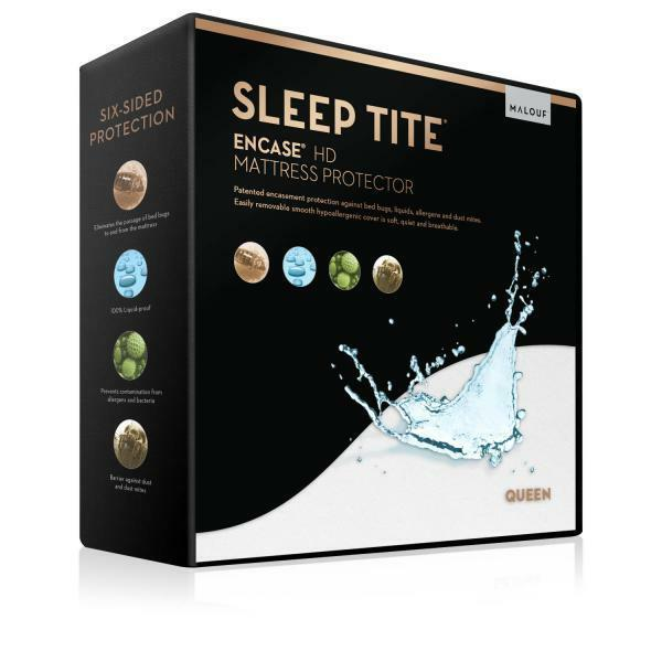 Sleep Tite ENCASE  Mattress Protector King