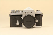 Sold as is *For Parts* Nikon F Eyelevel Film Camera