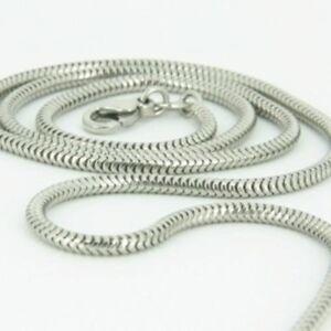 2mm-solid-sterling-silver-925-Italian-SNAKE-link-chain-necklace-bracelet-anklet
