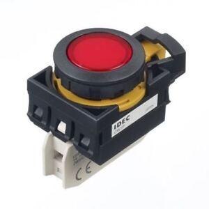 Sonstiges Automations Equipment Idec Rot Indikator,24 V Ac 22.3mm Befestigungsbohrung Größe,schraube Kündigung Phantasie Farben