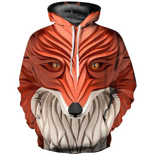 Fashion 3D Print Cool Galaxy Wolf Women Men Casual Hoodies Pullover Sweatshirts