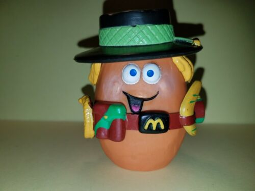 McDonald/'s McNugget Buddies Boomerang 1988 Happy Meal Toy