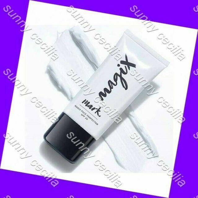 AVON MagiX Face Perfector / Primer, Colourless Make Up Base 30ml, SPF 20 ~ BOXED