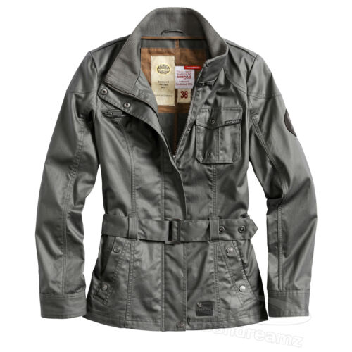 Raw Herren ™ Function Military Coat Trench Vintage Jacke Outdoor Damen Surplus C5qpndp
