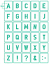 30-Buchstaben-Schablonen-Schriftschablonen-Alphabet-N35-verschiedene-Groessen Indexbild 9