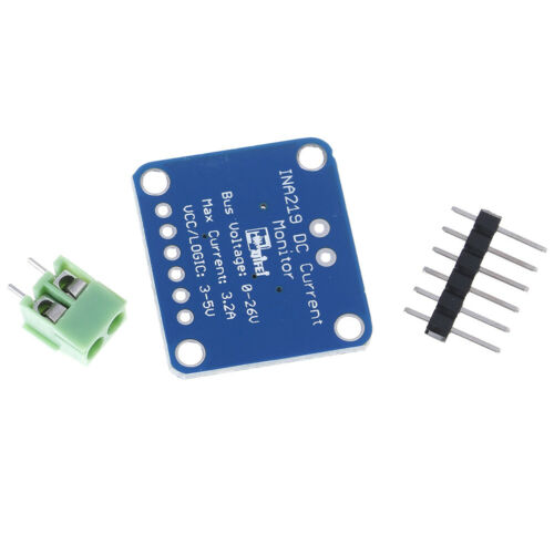 HFU-219 INA219 I2C Bi-directional DC current power supply/'sensor module breaYJMO