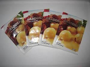 graddsas cream sauce mix instructions