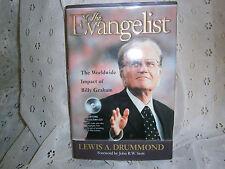 The Evangelist- The Worldwide Impact of Billy Graham HC w DJ & CD NEW 2001