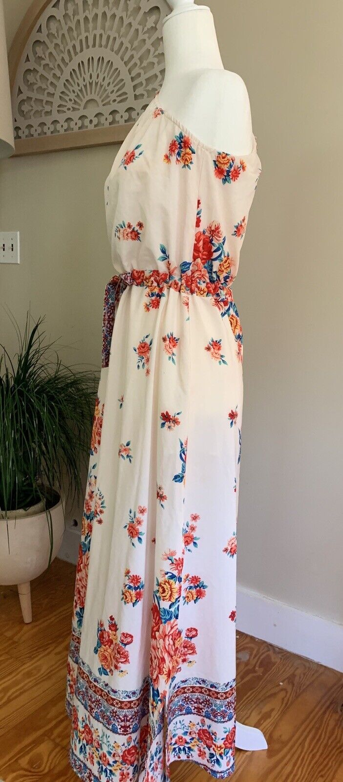 Catalina Dress in Floral MISA Los Angeles Sz S - image 5