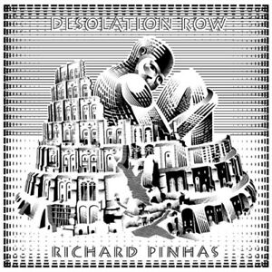 Richard-Pinhas-Desolation-Row-CD-2013-NEW-FREE-Shipping-Save-s