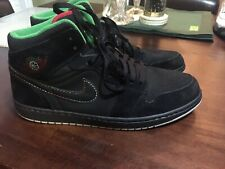 cheap for discount 509df db1af 2008 Nike Air Jordan I Retro 1 Cinco De Mayo RED GREEN WHITE Size 12