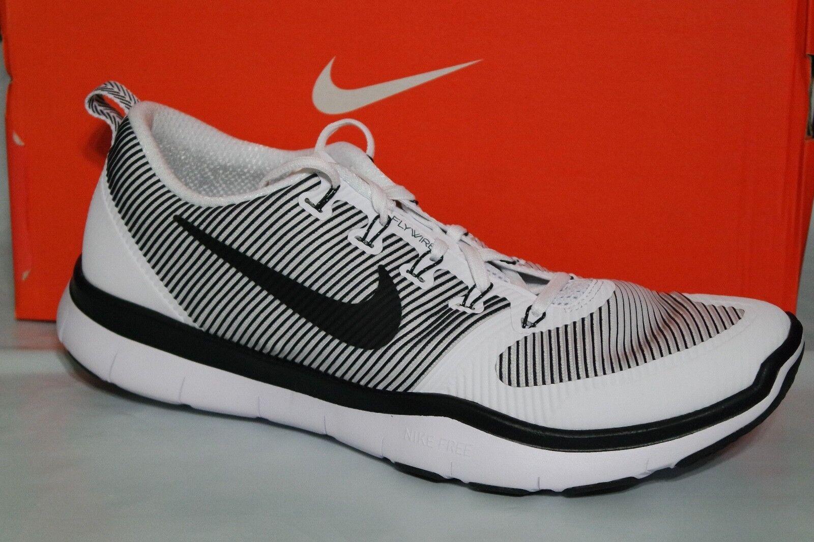Nike libera treno versatilità gli scarpa, bianco / nero, 833258 100