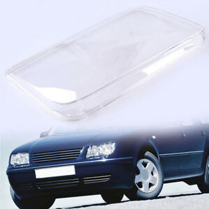 For-VW-Jetta-Bora-Mk4-99-05-Car-Replacement-Clear-Headlight-Lenses-Cover-Right