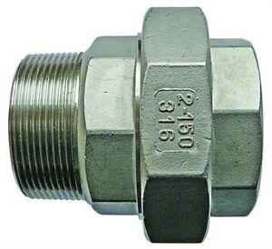 b6-00122-1-1-4-BSPT-Macho-Hembra-inoxidable-Igual-Union