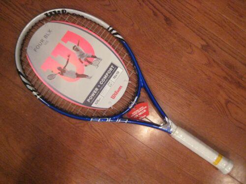 Wilson Four BLX Tennis Racket Strung Brand New!