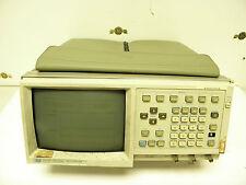 Hewlett Packard 54200a Digitizing Oscilloscope Vintage Test Equipment For Parts