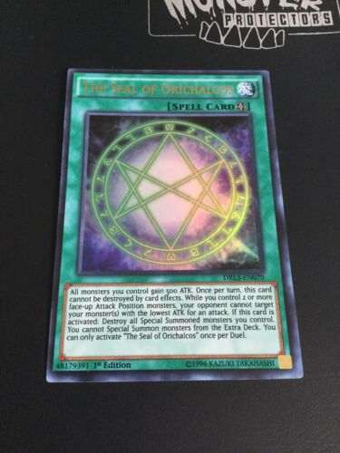 YUGIOH THE SEAL OF ORICHALCOS ULTRA RARE MIXED SETS LC03//DRL3 MIXED EDITIONS
