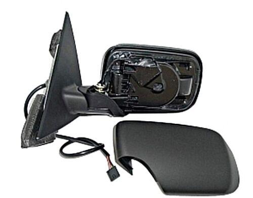 Primed Side Mirror Convex Right Fits BMW E46 Estate Saloon 51168245128