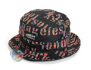 f0bca3114e7 Image is loading New-Stussy-Jungle-City-Bucket-Hat-Cap