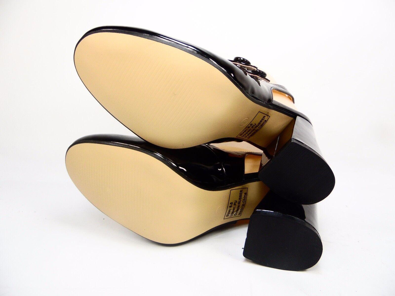 Olivia Olivia Olivia Miller Blakely Womens Pumps Black Size 8.5M 5d9fd9