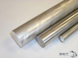 Aluminium-Rundstab-Aluminiumstange-AlCuMgPb-Rundmaterial-Modellbau
