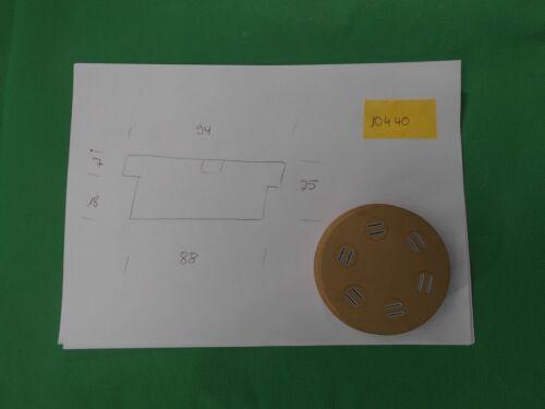 Nudelmatritze NEW 94x88x25 Band Noodle-suitable for SELA Haeussler WLS
