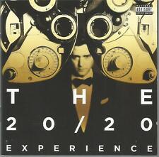 Justin Timberlake:  The 20 / 20  Experience [CD (2), 2013] *PA