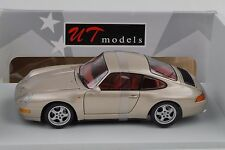 1995 Porsche 911 993 Carrera Coupe gold 1:18 UT