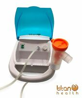 Compressor Medical Nebuliser Titan Healthcare Nebulizer