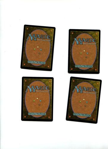 LP mtg Time Spiral 4 Venser/'s Sliver x4 4x
