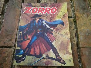 ZORRO-n-1-Edition-OCCIDENT-1977-tres-bon-etat