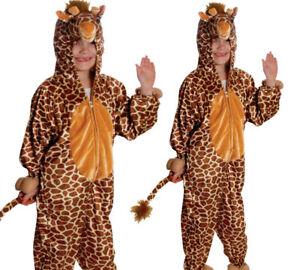 Giraffe Costume Kids Animal jungle Fancy Dress