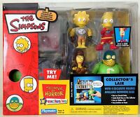 The Simpsons' Collector's Lair Playset. Playmates.