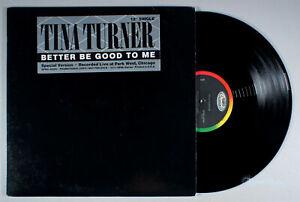 Tina-Turner-Better-Be-Good-to-Me-1984-Vinyl-12-034-Single-PROMO-Private-Dancer