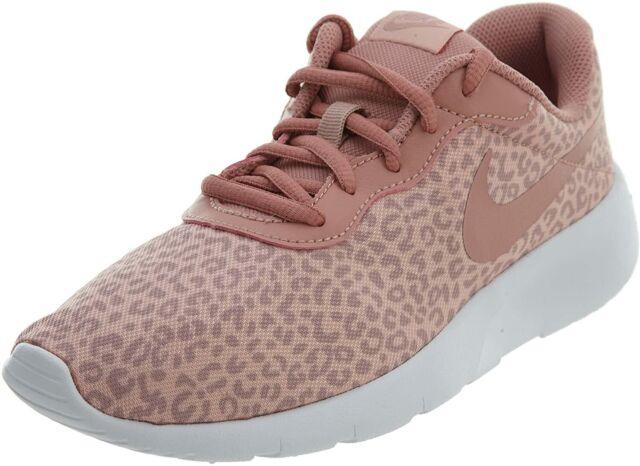 Nike Tanjun Print (GS) Coral Stardust