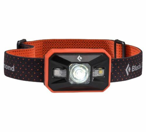 NEW BLACK DIAMOND STORM HEADLAMP WATERPROOF CAMPING HIKING LUMENS LOCK OCTANE
