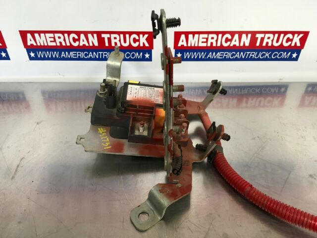 Freightliner Littlefuse Main Pndb Fuse Junction Box Power Box P  N A06