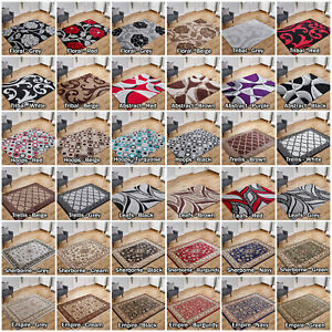 NEW-SALE-GEOMETRIC-RUG-RUNNER-ABSTRACT-LARGE-MODERN-CLASSIC-MULTI-SOFT-AREA-RUG