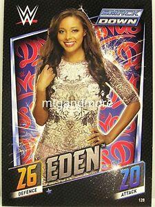 Slam ATTAX then Now Forever #128 Eden