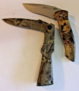 A imagem está carregando Lote-De-2-Mtech-Camuflada-Dobravel-Canivetes-440- 77b44d6bfb