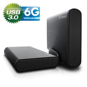 FANTEC-DB-AluSky-U3-6G-3-5-034-Zoll-USB-3-0-Alu-Festplattengehaeuse