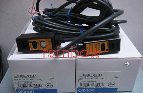 1PC OMRON NEW E3S-2E41 PLC New In Box