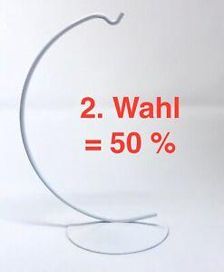 2. Wahl = 50% + Kugelständer Metallständer Deko-Ständer Kugelhalter Dekoration