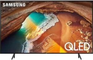 """Samsung QN75Q60R 2019 75"""" Smart QLED 4K Ultra HD TV with HDR Q LED QN75Q60RAFXZA"""