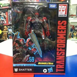 Transformers Studio Series 59 Deluxe Shatter-NEW EN STOCK